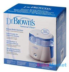 Dr. Browns Deluxe elektromos cumisüveg sterilizáló