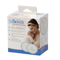 Dr. Browns eldobható melltartóbetét ovális 30db