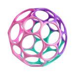 Bright Starts játék Oball Classic 10cm rózsaszín/lila 0hó 12289-6