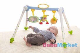 Mozgásfejlesztő játékok babáknak - Taf Toys bébi tornázó