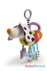 Plüss játék babakocsira - Taf Toys hosszúfülű kutya