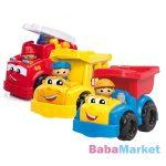 Mega Bloks mini járművek