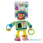 Lamaze Játsz és fejlődj Rusty a robot LC27089
