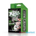 Marvin's Magic Szemfényvesztő mágikus készlet - hihetetlen kártya trükkök