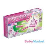 Geomag Pink rózsaszín készlet lányoknak 22db (20GMG00340)