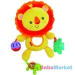 Fisher Price Játékok - Készségfejlesztő oroszlán