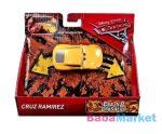 Verdák 3 Crazy 8 versenyautók  Cruz Ramirez