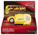 Mattel Verdák 3 karambol autók CRUZ RAMIREZ