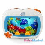 Bright Starts játék akvárium sea dreams soother 0hó+