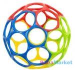 Lyukas készségfejlesztő labda - Oball színes