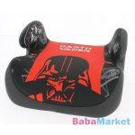 Nania Topo comfort Darth Vader ülésmagasító 15-36 kg
