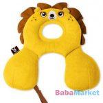 Benbat nyakpárna fejtámasszal 0-12 hó - oroszlán