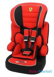 Autós gyerekülés Nania Beline Ferrari Corsa SP 9-36 kg online vásárlás c711ac3a19