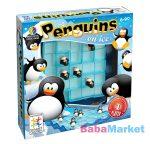 Pingvincsúszda logikai játék