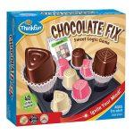 ThinkFun Chocolate Fix ínycsiklandó logikai játék