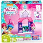 Mega Bloks: Shimmer és Shine gardrób játékszett - Shimmer
