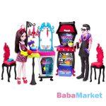 Monster High: Draculaura és Dracula játékszett