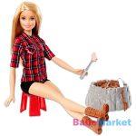 Mattel Barbie - A tábortűz mellett (FDB44/FDB43-T)