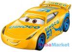 Mattel Verdák 3 - Dinoco Cruz Ramirez hanggal és fénnyel (FDD59/FDD54)