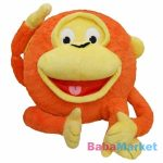 Grimasz Pajtik majom plüssfigura