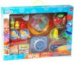 Playgo Wok készlet - 35 darabos (3698)