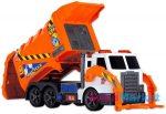 Dickie Toys Kukásautó - narancssárga (3308369)