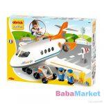Ecoiffier Abrick Repülőépítő készlet (3045)