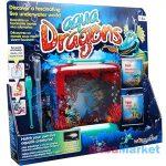 Aqua Dragons vízalatti élővilág - display változat