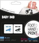 Baby Dab lenyomatkészítő kék+szürke