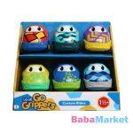 Bright Starts babajáték -  Oball Go Grippers Custom Rides autó szett