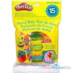 Play-Doh party tasak 15 tégelyes