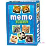 Állatkölykök memóriajáték - 32 db