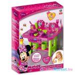 Minnie egér játékkonyha 12 kiegészítővel