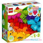 LEGO DUPLO: Első építőelemeim 10848