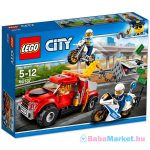 LEGO City: Bajba került vontató 60137