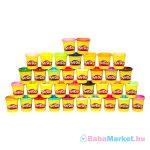 Play-Doh: szivárvány gyurma kezdőkészlet