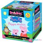 Brainbox társasjáték - Peppa malac