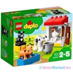 LEGO DUPLO: Háziállatok 10870