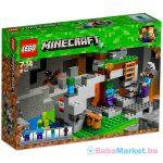 LEGO Minecraft: Zombibarlang 21141