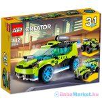 LEGO Creator: Rakétás raliautó 31074