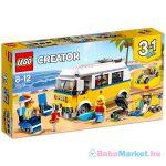 LEGO Creator: Napsugár szörfös furgon 31079