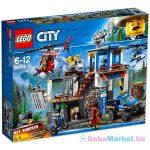 LEGO City: Hegyi Rendőrkapitányság 60174