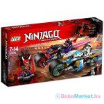 LEGO Ninjago: A Jaguárkígyó utcai verseny 70639