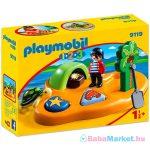 Playmobil - Kalóz sziget - 9119