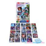 Dino: Jégvarázs memória játék