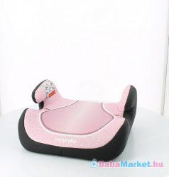Nania Topo Comfort - ülésmagasító - Skyline Pink 15-36 kg