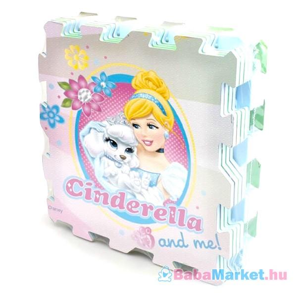 3b697d45f2 Disney hercegnők - Habszivacs szőnyeg puzzle - 12 darabos