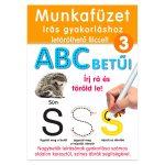 Írj rá és töröld le - ABC betűi munkafüzet