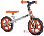 Smoby First Bike - futóbicikli - narancs