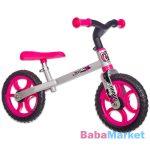 Smoby First Bike - futóbicikli - rózsaszín